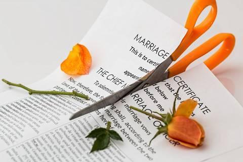 Incremento de divorcios tras el confinamiento